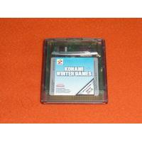 Konami Winter Games - Gameboy Color (used)