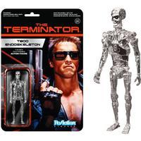 Funko Reaction Terminator T800 Endoskeleton Chrome