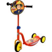 MV Sports Brandman Sam trehjulet løbehjul med lys og lyd