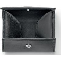Pen Shop Graf von Faber-Castell Leather Accessories Black Smooth Coin Purse