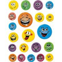 Herma Stickers Magic Faces Embossed