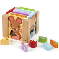 John Crane LTD Animal Sorting Cube