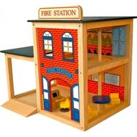 Pintoys Fire Station