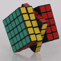 5x5x5 Rubiks Würfel Zauberei Speed-IQ-Platz Spielzeug Schwarz