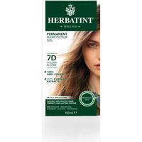 Herbatint Permanent Herbal Hair Colour #7Dgolden Blonde