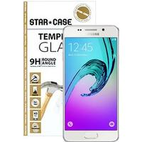 Star Case Titan Plus Screen Protector Glass (Galaxy A3 2016)