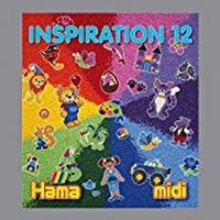 Hama Inspiration Book 12, 64 pages Hama Beads 12-399-12