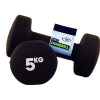 Fitness Mad Neo Dumbbell Pair 2x5kg