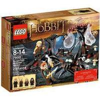 LEGO HOBBIT - An unexpected Journey: Escape from Mirkwood Spiders - LEGO-79001 *Sjælden*