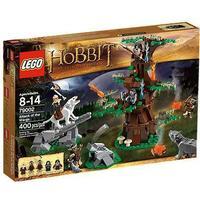 LEGO HOBBIT - An unexpected Journey: Attack of the Wargs - LEGO-79002 *Sjælden*