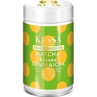 Kissa Bio Matcha kisses Genmaicha