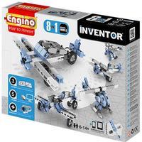Engino Inventor Aircrafts 8 Models