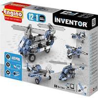 Engino Inventor Aircrafts 12 Models