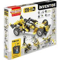 Engino 120-i-1 Byggesæt med Motor Inventor