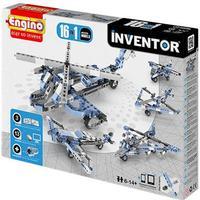 Engino Inventor Aircrafts 16 Models