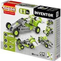 Engino Inventor Cars 8 Models