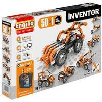 Engino 50-i-1 Byggesæt med Motor Inventor
