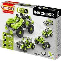 Engino Inventor Cars 12 Models