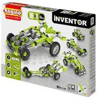 Engino 16-i-1 Byggesæt Inventor Biler