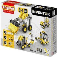 Engino 8-i-1 Byggesæt Inventor Maskiner