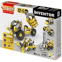 Engino 12-i-1 Byggesæt Inventor Maskiner