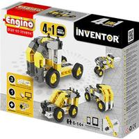 Engino 4-i-1 Byggesæt Inventor Maskiner