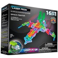 Laser Pegs Rumfartøj