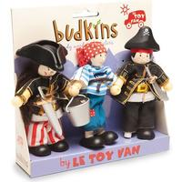 Le Toy Van Piratfigurer 3stk