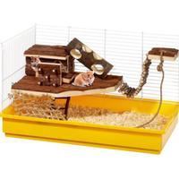 Imazo Wood Play Castle Hamster Pirate