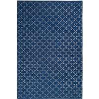 Blå - Bomull Mattor - Jämför priser på PriceRunner 380594ab06b8a