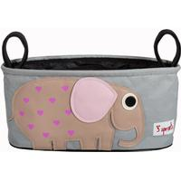 3 Sprouts Elephant Stroller Organizer