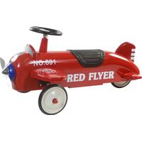 Retro Roller Aeroplane Liane Push Car