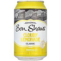 Ben Shaws Cloudy Lemonade