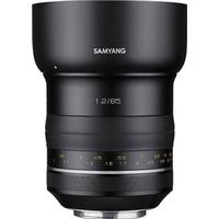 Samyang XP 85mm F1.2 for Canon EF