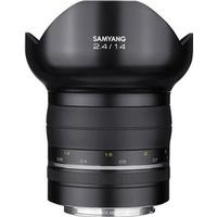 Samyang XP 14mm F2.4 for Canon EF