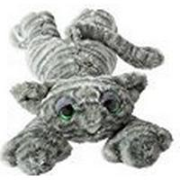 Manhattan Toy Lavish Lanky Cats Slate Grey Shadow 35.6cm Plush