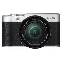 Fujifilm X-A10 + 16-50mm OIS II