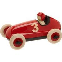 Playforever 102 Bruno Racing Car Red