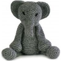 Toft Hækle Kit Elefanten Birgit