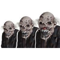 Fancydresswarehouse Zombie Ani-Motion Mask - One size