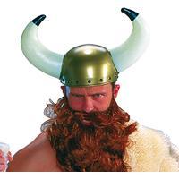 Butterick's Leco AB Vikingahjälm med Stora Horn - One size