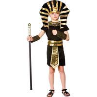 Wicked Costumes Ltd Farao Barn Budget Maskeraddräkt - Large