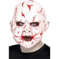 Smiffys Zombiemask med Sår och Ärr