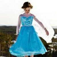 Elsaklänning