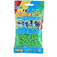 Hama Beads - Fluorescent Green (1000 Midi Beads)