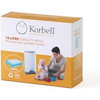 Korbell Blöjpåsar Refill 1-pack