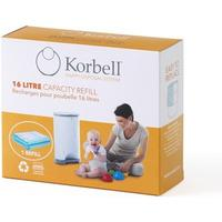 Korbell Nappy Bags Refill 1-pack