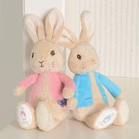 Beatrix Potter Flopsy bunny skallra rosa