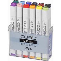 Copic Basic Colours Sets 12-pack