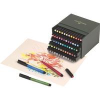 Faber-Castell Pitt Artist Pen 60-pack